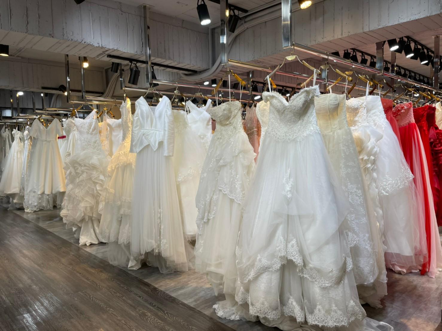 婚紗禮服工作室